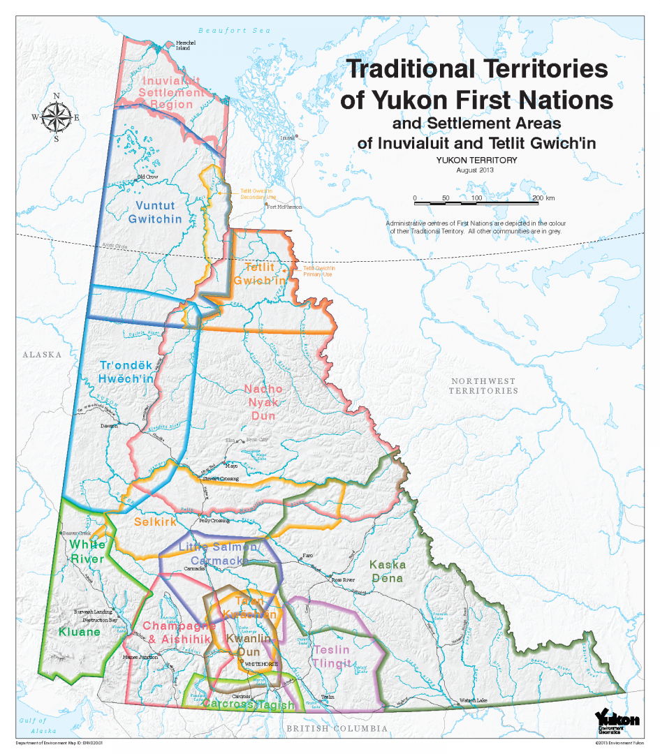 Travel Advisories – YFN Traditional Territories