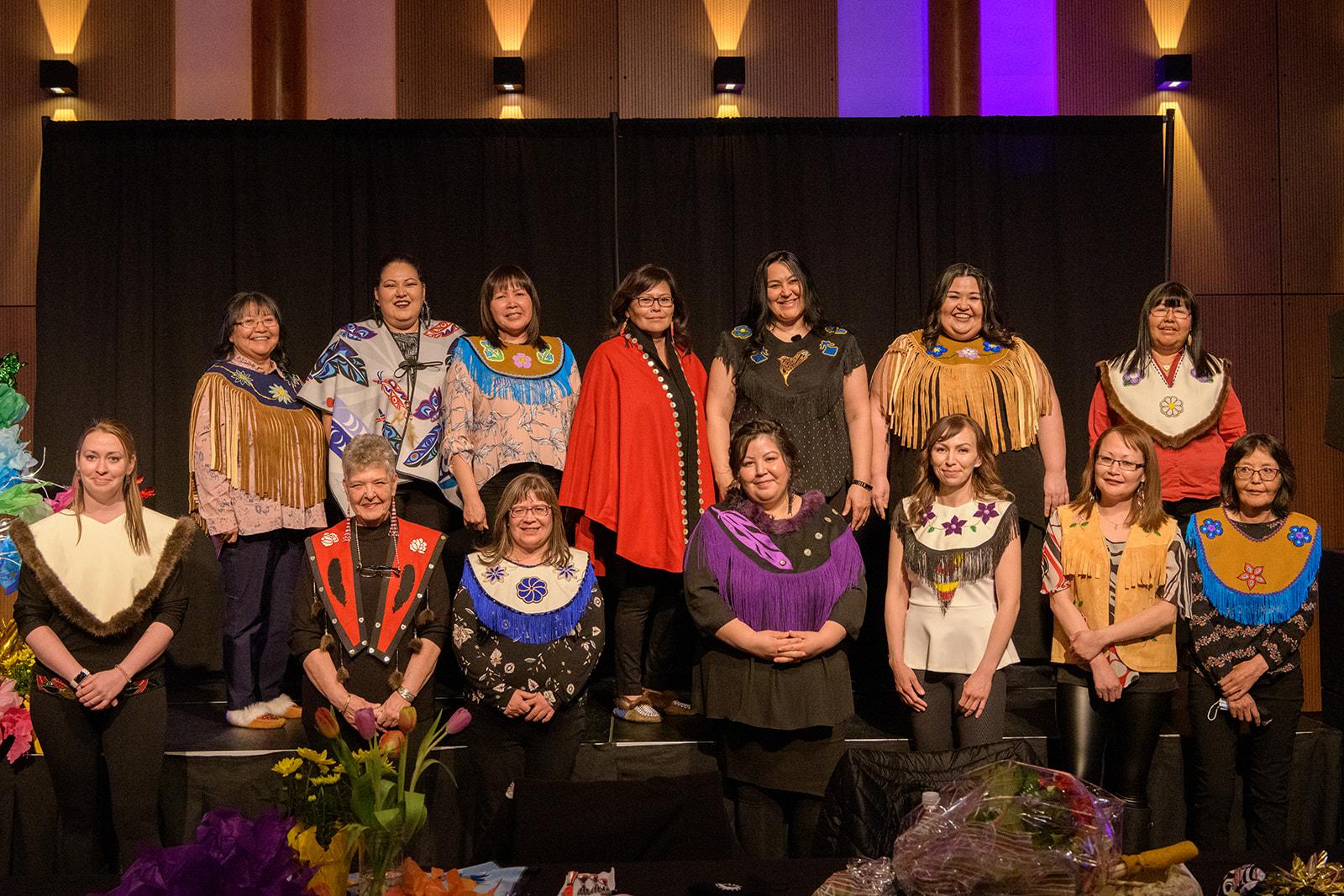 CYFN Celebrates Inaugural Yukon First Nations Family Support Worker Training Program Graduates